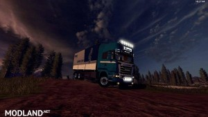 3-axle Scania R730 with crown design v 1.0, 3 photo