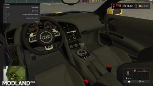 Audi R8 V10 SPIDER (revamped_version), 6 photo