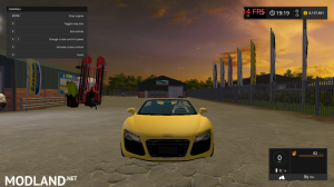 Audi R8 V10 SPIDER (revamped_version), 5 photo