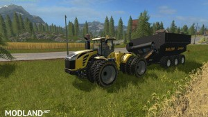 AGCO Challenger MT900E v 3.0, 2 photo
