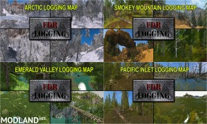 All V5 maps by FDR Logging, 1 photo