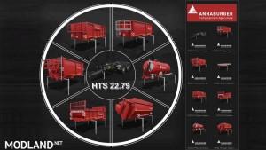 Annaburger HTS 22.79 Base Transporter v 1.1