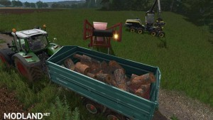 Bales And Wood Conveyor Belt v 1.0, 3 photo