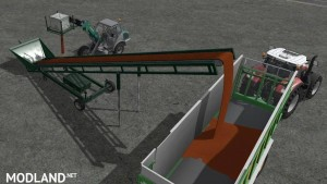 Bales And Wood Conveyor Belt v 1.0, 5 photo