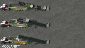 Bales And Wood Conveyor Belt v 1.0, 6 photo