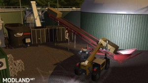 Bales And Wood Conveyor Belt v 1.0, 1 photo