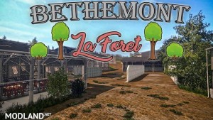 Bethemont La Foret Map BETA