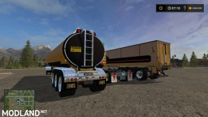 Big Trailers + Truck v 1.0, 3 photo