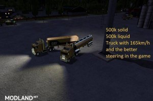 Big Trailers + Truck v 1.0, 6 photo