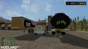 Big Trailers + Truck v 1.0, 5 photo