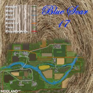 BLUE SCAR 17 v 1.0, 4 photo
