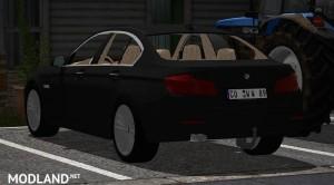 BMW 5 Series F10 v 1.0, 2 photo