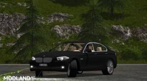 BMW 5 Series F10 v 1.0, 3 photo