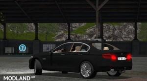 BMW 5 Series F10 v 1.0, 5 photo