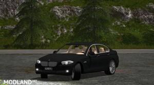 BMW 5 Series F10 v 1.0, 6 photo