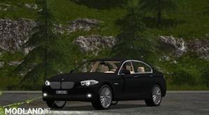 BMW 5 Series F10 v 1.0, 7 photo