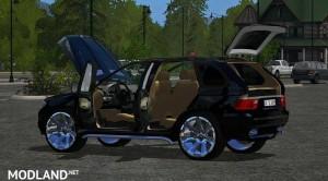 BMW X5 2004 v 1.0, 2 photo