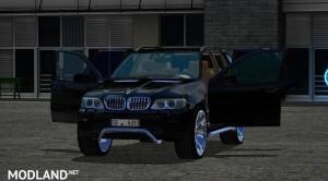 BMW X5 2004 v 1.0, 3 photo