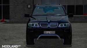 BMW X5 2004 v 1.0, 4 photo