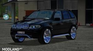 BMW X5 2004 v 1.0, 7 photo