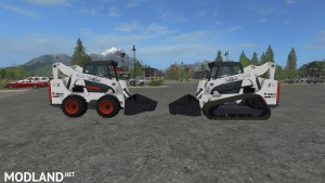 Bobcat skid steer v 1.0, 1 photo