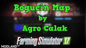 Bogucin Map by Agro Calak, 1 photo