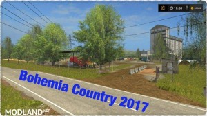 Bohemia Country 2017 v 1.1 Final Map