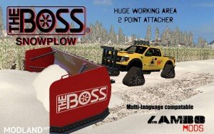 BOSS BOX PLOW v 1.0