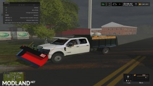 Boss snow plow v 0.1, 3 photo