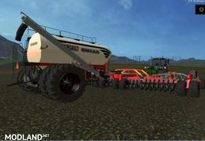 Bourgault IADS direct drilling machine with fertilization v 1.1, 4 photo