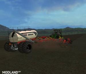 Bourgault IADS direct drilling machine with fertilization v 1.1, 5 photo