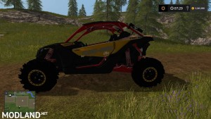 CANAM MAVRIC squad edition v 3.0, 2 photo