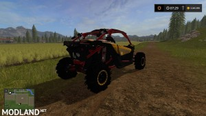 CANAM MAVRIC squad edition v 3.0, 4 photo