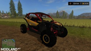 CANAM MAVRIC squad edition v 3.0, 1 photo