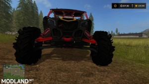 CANAM MAVRIC squad edition v 3.0, 6 photo