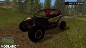 CANAM MAVRIC squad edition v 3.0, 5 photo