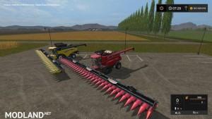 Capello Hs30b maize Header v 3.0, 2 photo