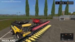 Capello Hs30b v 3.2 maize Header, 3 photo
