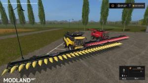 Capello Hs30b v 3.2 maize Header, 1 photo