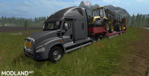 Cascadia FREIGHTLINER v 1.0, 5 photo
