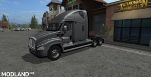 Cascadia FREIGHTLINER v 1.0 - External Download image