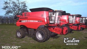 Case Axial Flow 240 series v 2.0, 2 photo