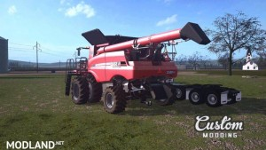 Case Axial Flow 240 series v 2.0, 5 photo