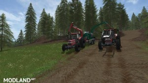 Case IH 1455 XL with extras v 1.0, 2 photo