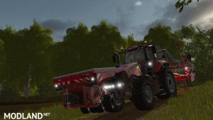 Case IH Magnum CVX v 1.0, 2 photo