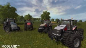 Case IH Magnum CVX v 1.0, 5 photo