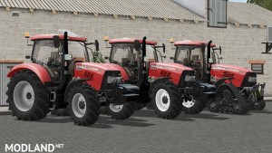 Case IH Maxxum Pack v 1.3, 1 photo