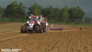 Case IH Optum CVX v 1.0, 6 photo
