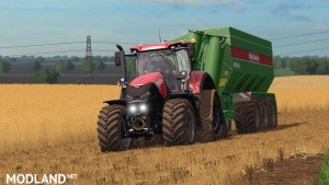 Case IH Optum CVX v 1.0, 2 photo