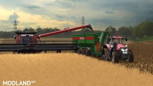Case IH Optum CVX v 1.0, 3 photo